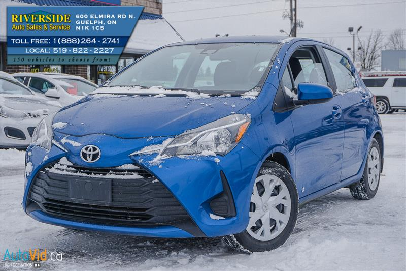 Used Toyota Yaris For Sale Toronto On From 3288 Cargurus