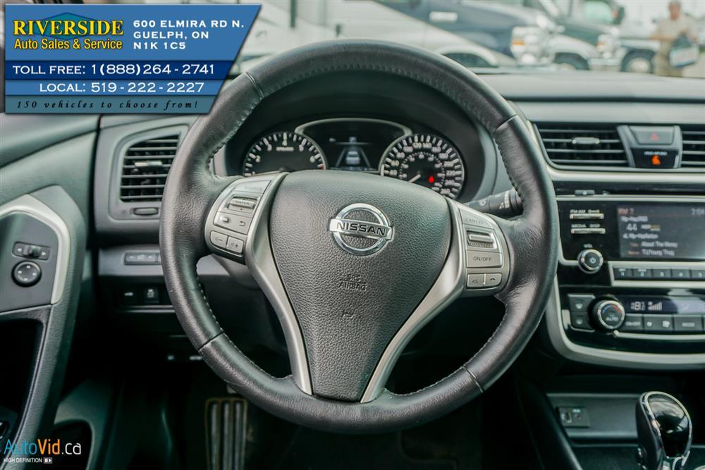 Guelph Auto Mall >> 2018 Nissan Altima 2.5 S | Riverside Auto Sales & Service