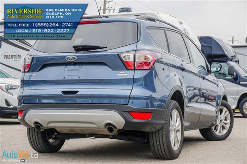 Guelph Auto Mall >> 2018 Ford Escape SE | Riverside Auto Sales & Service