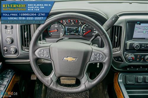 Guelph Auto Mall >> 2017 Chevrolet Silverado 2500HD LTZ, WITH NAV, BACK UP CAM, HEATED SEATS | Riverside Auto Sales ...